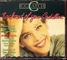 C.C. CATCH - BACKSEAT OF YOUR CADILLAC - CD MAXI [835]