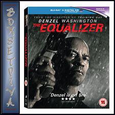 THE EQUALIZER - Denzel Washington **BRAND NEW BLU-RAY  **