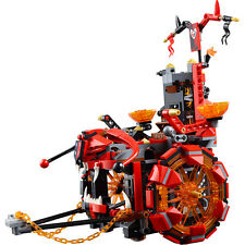 Lego Nexo Knights Jestro's Evil Mobile (only) from 70316 Nvr built