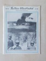 WAR ILLUSTRATED No 99 JULY 25th 1941 SCORCHED EARTH POLICY IN RUSSIA