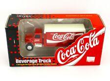 1:64 ERTL *COCA COLA* International BEVERAGE Delivery Truck DIECAST *NIB*