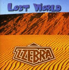 Zzebra - Lost World [New CD]