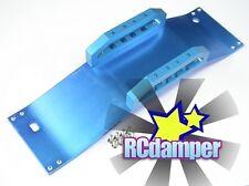 ALUMINUM CENTER LOWER BRACE+SKID PLATE B TRAXXAS T-MAXX E-MAXX 2.5 3.3 15