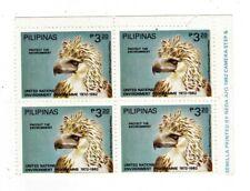 OLD PHILIPPINES STAMP ERROR  - B