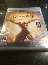 God of War: Ascension Sony PS3 PlayStation 3  Brand New Factory Sealed