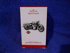 Hallmark 2013 1936 Harley-Davison EL Motorcycle New