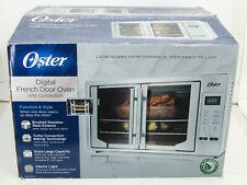 Oster TSSTTVFDDG Digital French Door Countertop Oven Stainless Steel 1525W