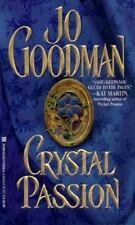 Crystal Passion Jo Goodman Mass Market Paperback