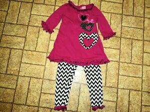 Copper Key 2 Piece Outfit. Sz. 5