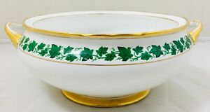 Tuscan - Green Ivy - vegetable tureen without lid