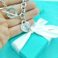 Tiffany & Co.heart tag toggle Collezione Return To Tiffany™ Autentico e Nuovo.