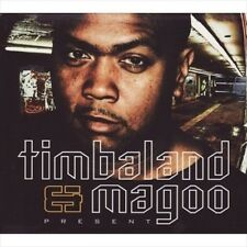 TIMBALAND & MAGOO - PRESENT * NEW CD