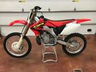 Picture Of A 2003 Honda CR250R