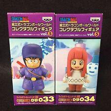SON GOKU SNOW Dragon Ball Super Z World Collectable Figure BANPRESTO WCF DWC 033
