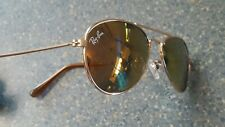 Ray Ban Jr. Very Small Kids Aviator Wrap Designer Sunglasses Eye Cover
