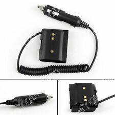 1x Car Charger Battery Eliminator Adapter For Yaesu VX-7R VX-6R VX-5R Radio BS1.