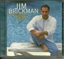 Picture This by Jim Brickman (CD, 1997, Windham Hill)