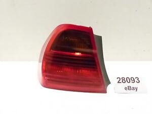 Original BMW 3er E90 Tail Light Left 6937457 63216937457