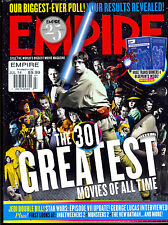 Empire Magazine Jul 2014-Greatest Movies of All Time-Transformers 4 Blueprints