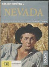 NEVADA - Robert Mitchum, Anne Jeffreys, Guinn 'Big Boy' Williams  -  DVD