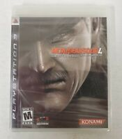 Metal Gear Solid 4: Guns of the Patriots PS3 New Playstation 3