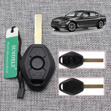 Remote Key Fob Keyless Entry TRANSPONDER CHIP For BMW E46 E39 Series Z3 433MHz