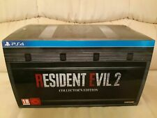 Biohazard Re:2 Resident Evil 2 Remake Collector's Edition EU BOX & COVER ONLY