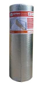 YBS Airtec Double Foil Reflective Bubble Insulation 1200mm x 25m - FREE DELVERY