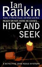 Hide and Seek (Inspector Rebus Novels) Rankin, Ian Mass Market Paperback