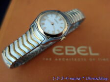 EBEL Classic Wave Mini * Stahl/Gold 18 Karat * neuwertiger Zustand