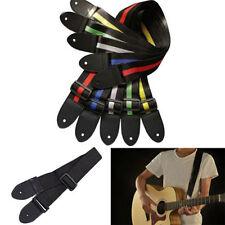 Venta De Guitarra Eléctrica Acústica Bass Nylon Ajustable Correa De La Guitarra