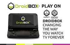 "DroidBOX PlayON GPD XD BLACK Gaming Device Handheld Quad-Core 32GB ROM 5""IPS"