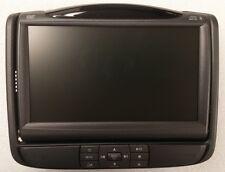 Ford Flex 2010-2012 headrest LCD video display screen +DVD player.RSE rear seat