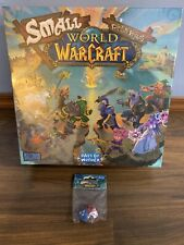 Days Of Wonder Small World Of Warcraft With Promo Dice