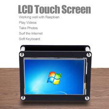 "4.0"" 320x480 Touch Screen TFT LCD Display Borad W/ Case Kit für Raspberry Pi NEU"