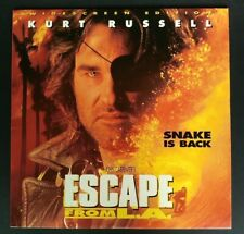 LASERDISC Escape from L.A. - Kurt Russell