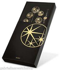 STAR EDITION! Black & Gold Swatch LTD# 10k Pc. X-MAS Special! NIP-RARE!