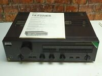 Sony TA-F222ES ES Range High Quality Vintage Integrated Stereo Amp Amplifier
