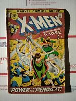 X-MEN 73 MARVEL COMIC 1971 NICE XMEN X MEN #73