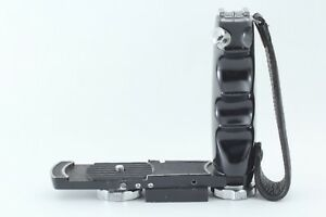 【EXC+++++】Zenza Bronica Hand Grip L for S2 from JAPAN #147A