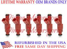 *Lifetime Warranty* Flow Matched Genuine BOSCH 12-hole Fuel Injector Set UPGRADE