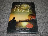 The Five People You Meet in Heaven Jon Voight Full Screen DVD Sealed MITCH ALBOM