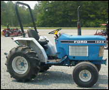 1320 Ford Tractor Hood Decal High Quality