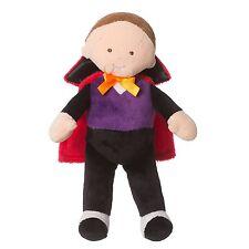 North American Bear Co. Vampire Doll Cloth Brown Hair Black Red Purple New