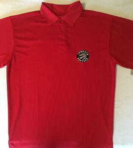 Majestic NBA Men's Big and Tall Polo Shirt, Toronto Raptors XLT or 3XLT