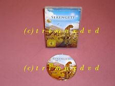 DVD _ Serengeti - so you have Africa never seen! _ VGC