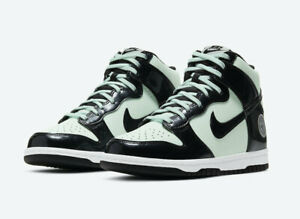 Nike Dunk High NBA All Star Game 2021 Barely Green DD1398-300 Men's US 6-12