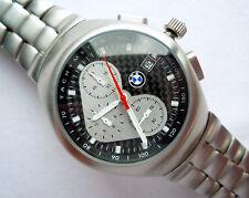 BMW M Power Motorsport DTM Racing Sport Carbon Design GTS GTR Chronograph Watch