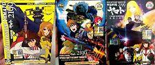 Space Battleship Yamato 2199 ( 1 - 26End + 2 Movie) ~ 5-DVD ~ Free Bonus Movie ~