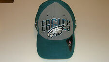 New Era Hat Cap NFL Football Philadelphia Eagles M/L 39thirty 2013 Draft Flex